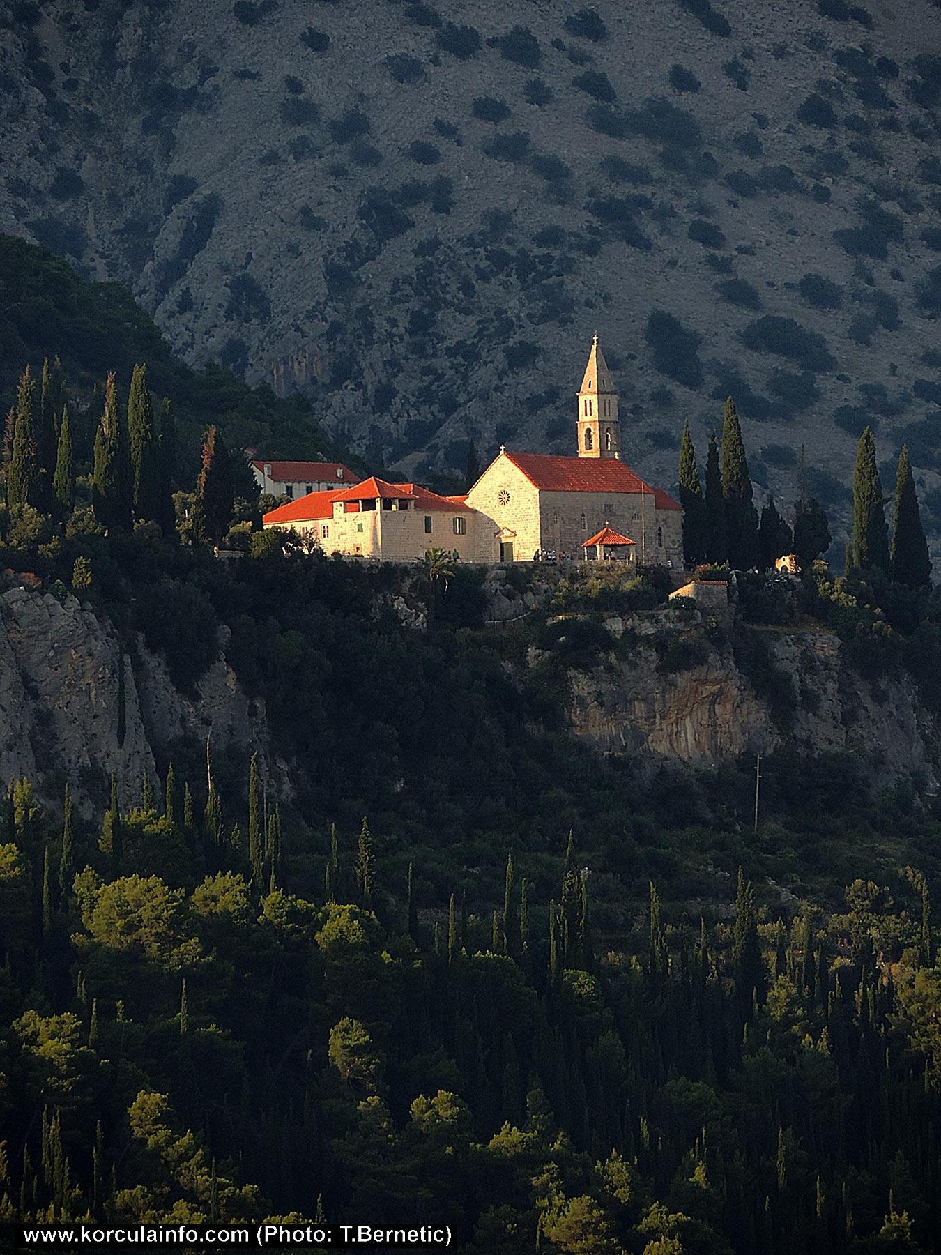 Samostan-Gospe-od-Andjela-Orebic