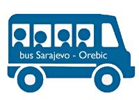 sarajevo to Orebic bus