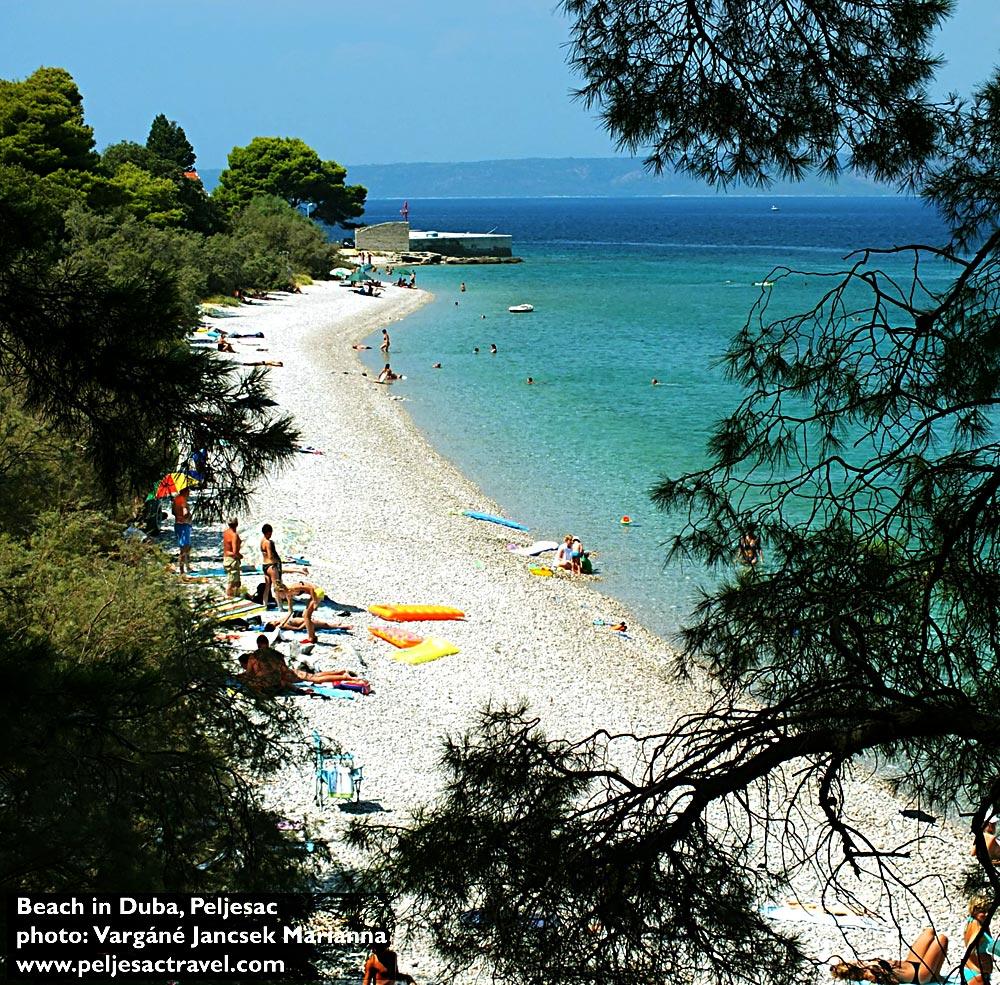 Duba beach