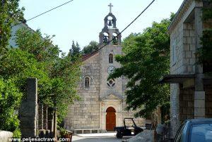 Sv. Antun Padovanski Church in Duba Trpanjska