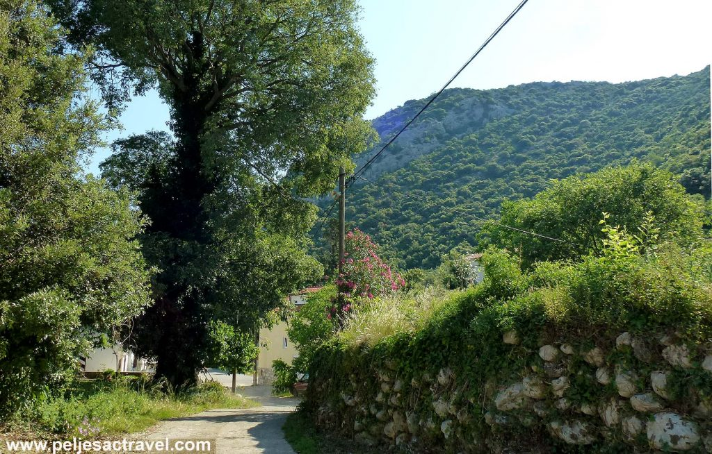 Green Lane @ Duba, Peljesac