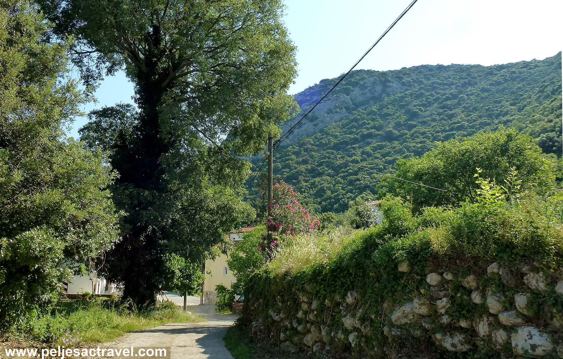Green Lane @ Duba, Peljesac