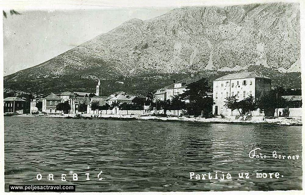 orebic panorama 1932