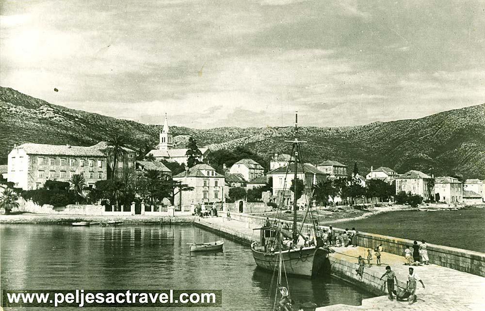 orebic-peljesac-riva1964a