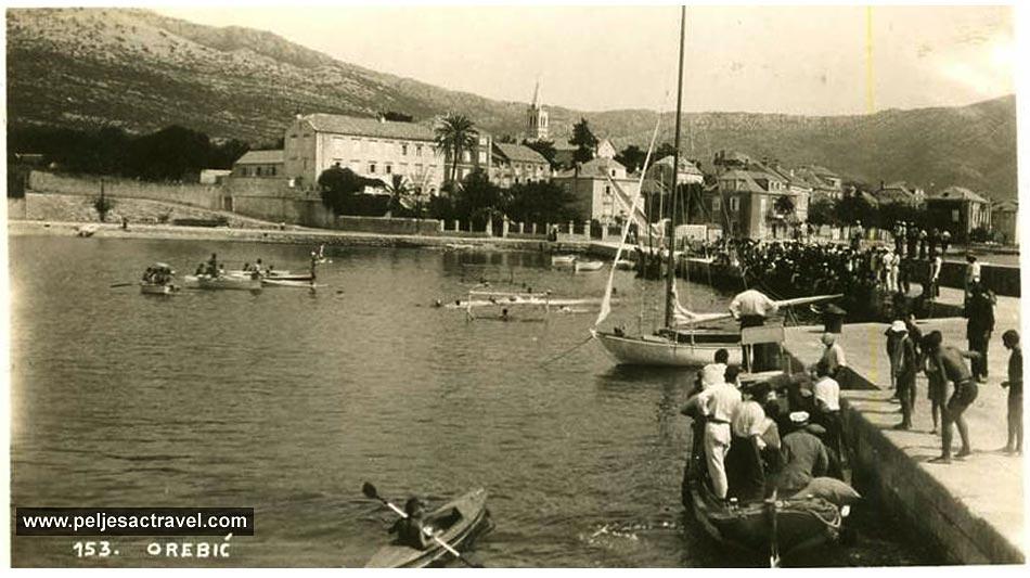 orebic-riva-water-polo1930s
