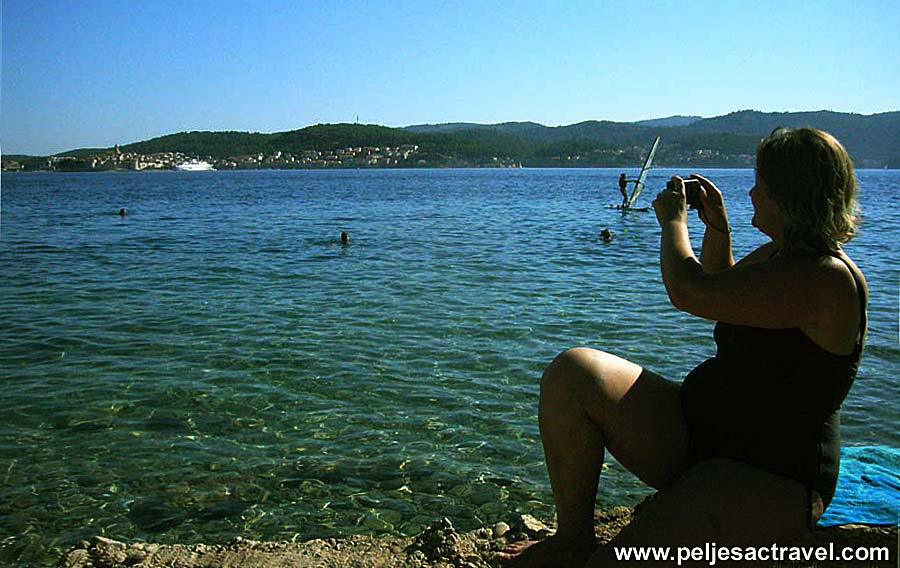 Beaches on Peljesac