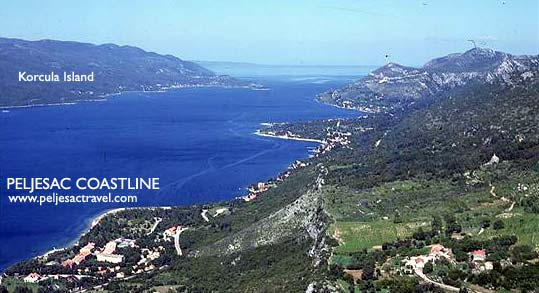 Peljesac Views