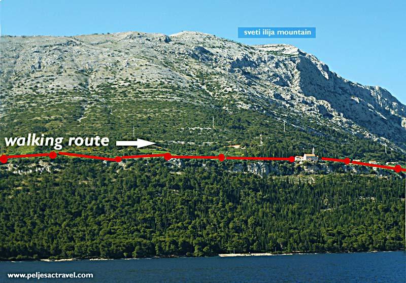 walking-route